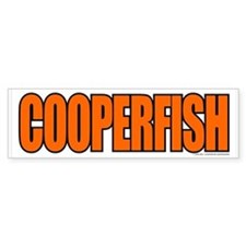 Cooperfish Bumper Bumper Sticker