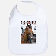 Unique Racehorse Bib