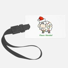 Cute Fun holiday Luggage Tag