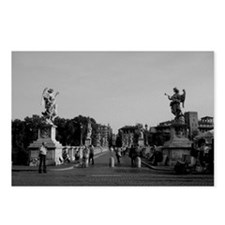 Pont Sant' Angelo Postcards (Package of 8)