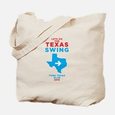 Texas Swing Tote Bag