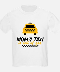 Mom's Taxi T-Shirt