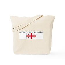HOW CAN YOU NOT LOVE A GEORGI Tote Bag