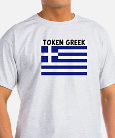 TOKEN GREEK T-Shirt