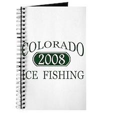2008 Colorado Ice Fishing Journal