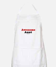 Awesome Aunt (normal) BBQ Apron