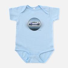 Krill America Infant Bodysuit