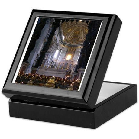 St. Peter's Basilica Keepsake Box
