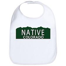 Native Colorado Bib