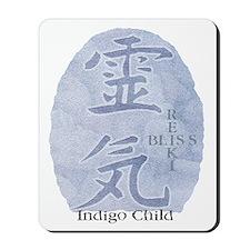 Indigo Child, Reiki Bliss Mousepad