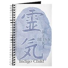 Indigo Child, Reiki Bliss Journal