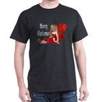 Christmas Faery Dark T-Shirt