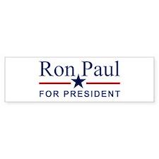 Ron Paul For President Bumper Bumper Sticker