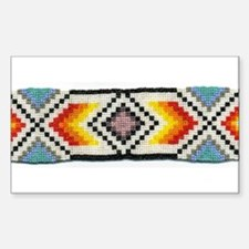 Beaded Tribal Band 2.jpg Decal