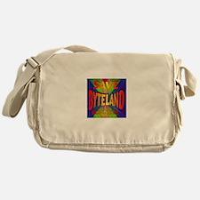 Save Byteland Messenger Bag