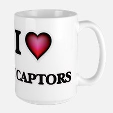 I love My Captors Mugs