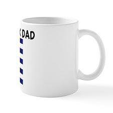 I LOVE MY GREEK DAD Mug