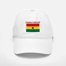 GHANA FOREVER Baseball Baseball Cap