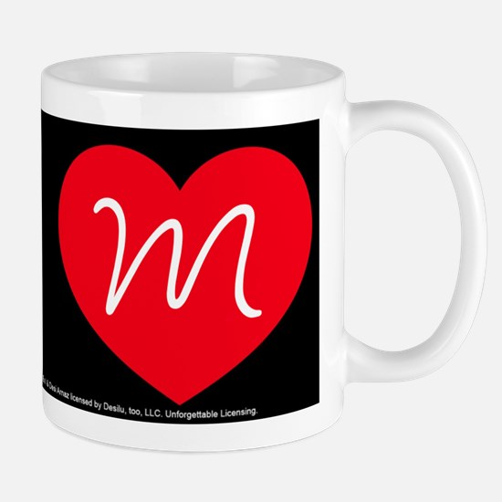 I Love Lucy: Personalized Mug