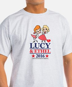 Lucy and Ethel 2016 T-Shirt