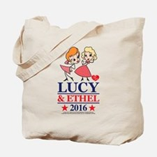 Lucy and Ethel 2016 Tote Bag