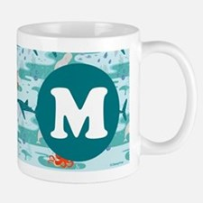 Finding Dory Pattern Personalized Mugs