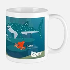 Finding Dory Marine Life Institute Mugs