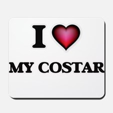 I love My Costar Mousepad