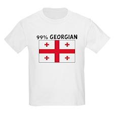 99 PERCENT GEORGIAN T-Shirt