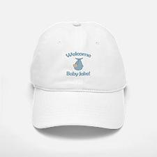 Welcome Baby Jake Baseball Baseball Cap
