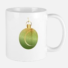 Christmas Decoration Tennic Ball Mugs