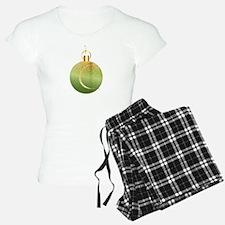 Christmas Decoration Tennic Pajamas