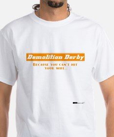 Demolition Derby Black T-Shirt