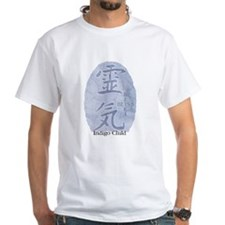 Indigo Child, Reiki Bliss White T-shirt