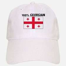 100 PERCENT GEORGIAN Cap