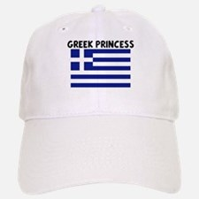 GREEK PRINCESS Baseball Baseball Cap