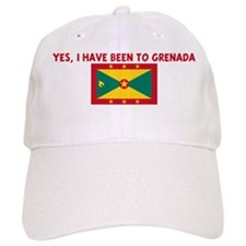 YES I HAVE BEEN TO GRENADA Cap