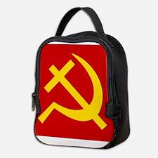 Emblem of Christian Socialism / Neoprene Lunch Bag