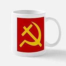 Emblem of Christian Socialism / Christian Com Mugs