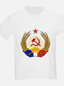 Emblem of Socialist France T-Shirt