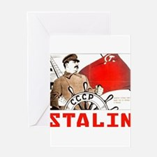 Stalin Greeting Cards
