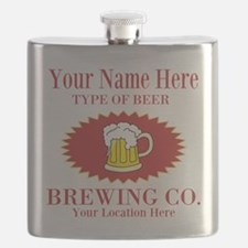 Your Brewing Company Flask