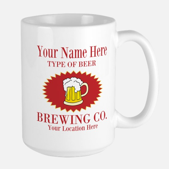 Your Brewing Company Mugs