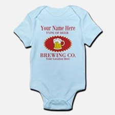Your Brewing Company Body Suit