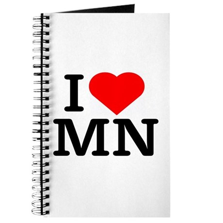 I Love Minnesota - Journal
