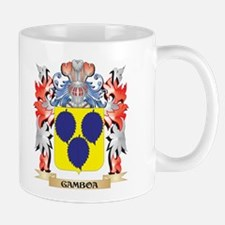Gamboa Coat of Arms - Family Crest Mugs