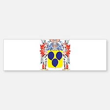 Gamboa Coat of Arms - Family Crest Bumper Bumper Bumper Sticker