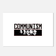 Communism: Marx, Castro, Postcards (Package of 8)