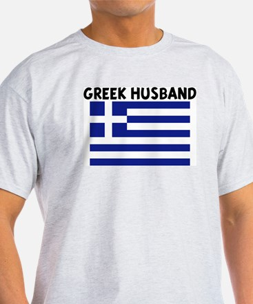 GREEK HUSBAND T-Shirt
