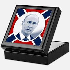 Unique Prime minister Keepsake Box